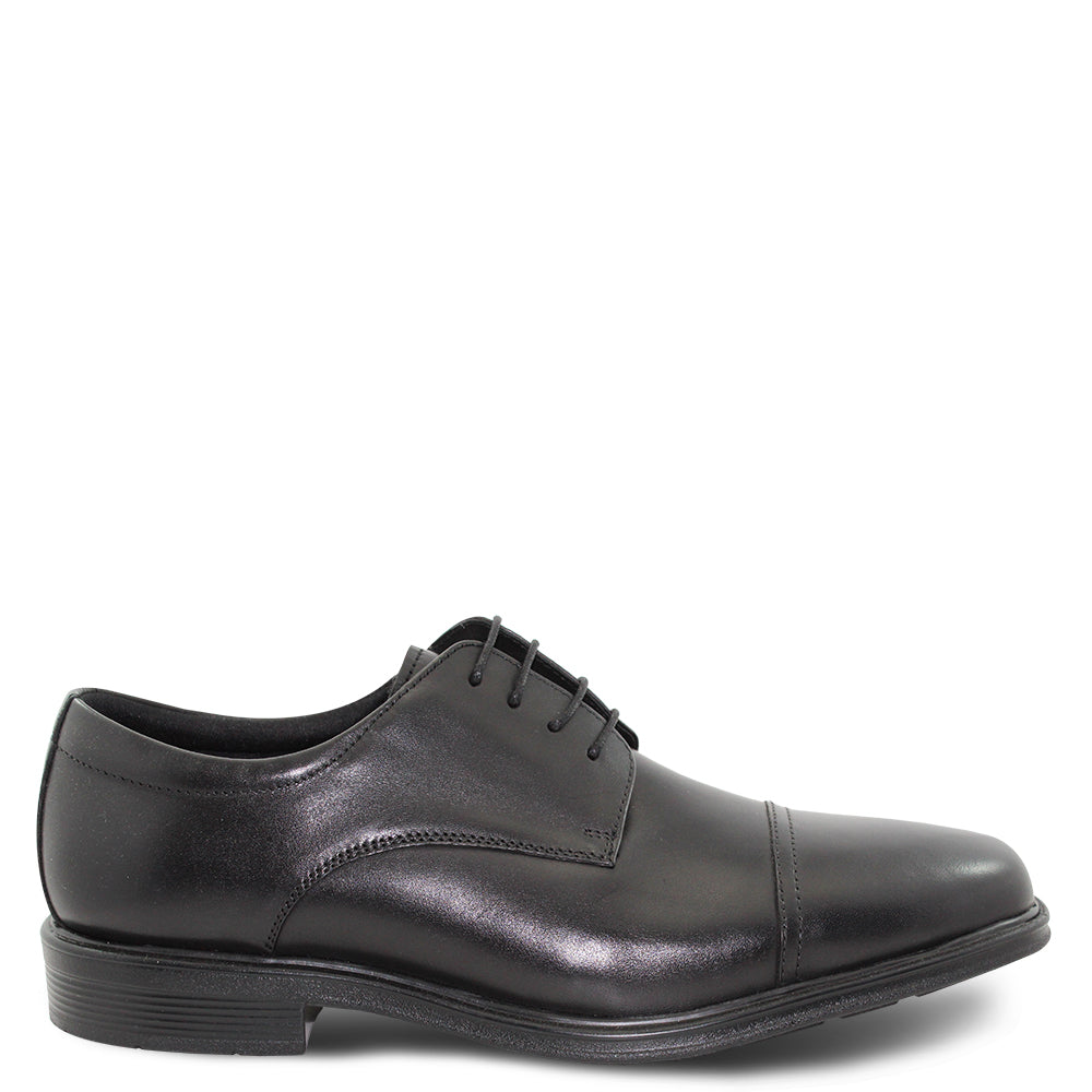 Florsheim Transit Black Mens Dress Lace