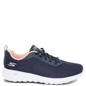 Skechers Upturn Joy Navy/Pink Womens Sneaker
