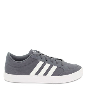 Adidas VS Set Grey/White Mens Skate
