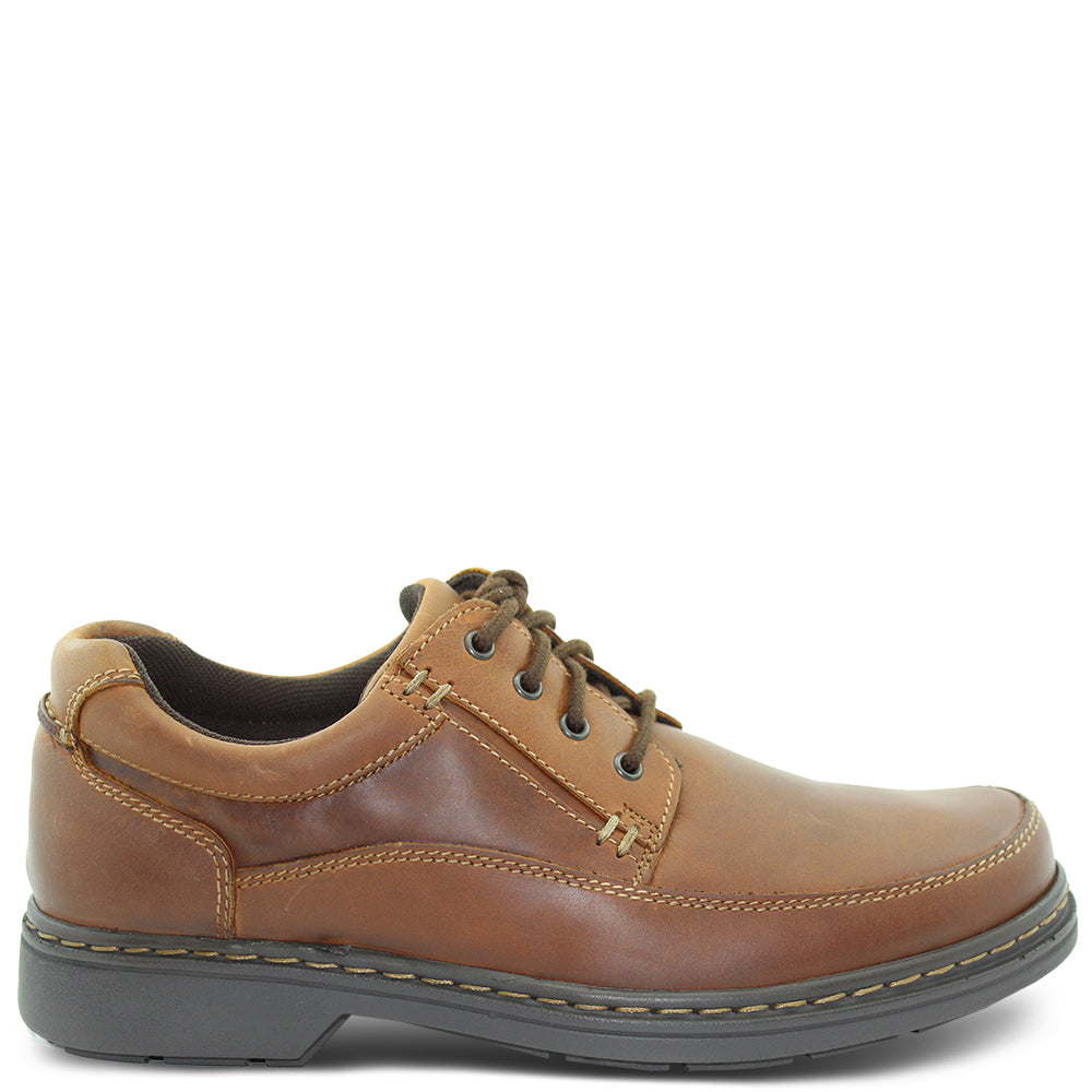 Saramanda Forbes Tan Lace up Shoe