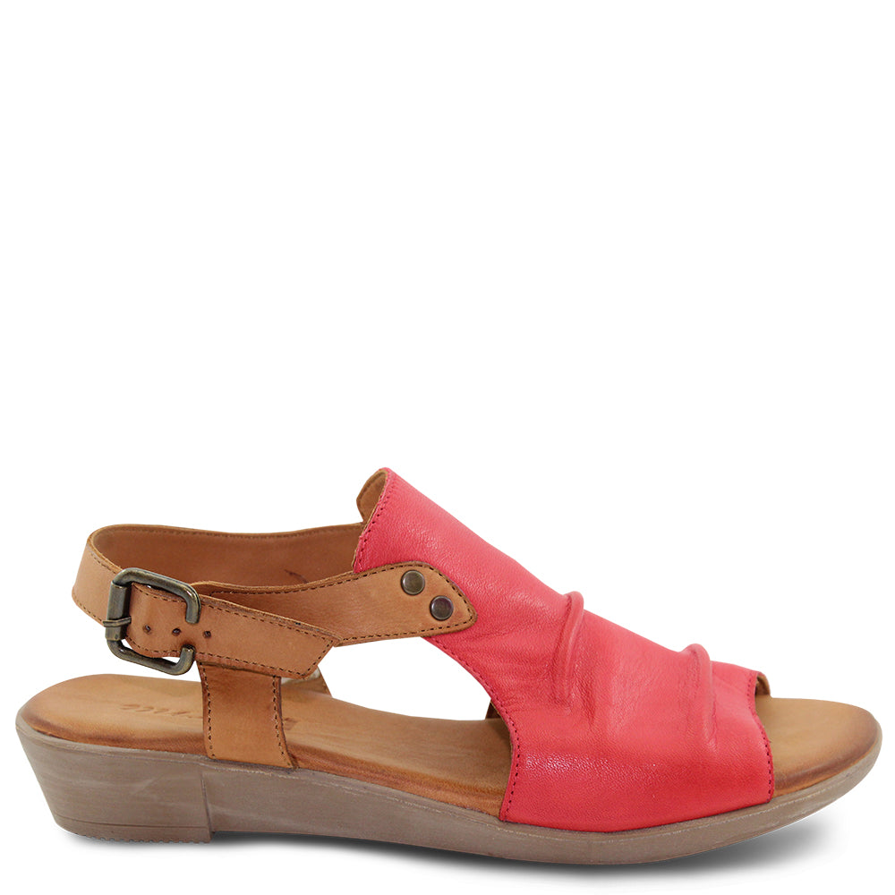 Miss M Aliah Red sandal