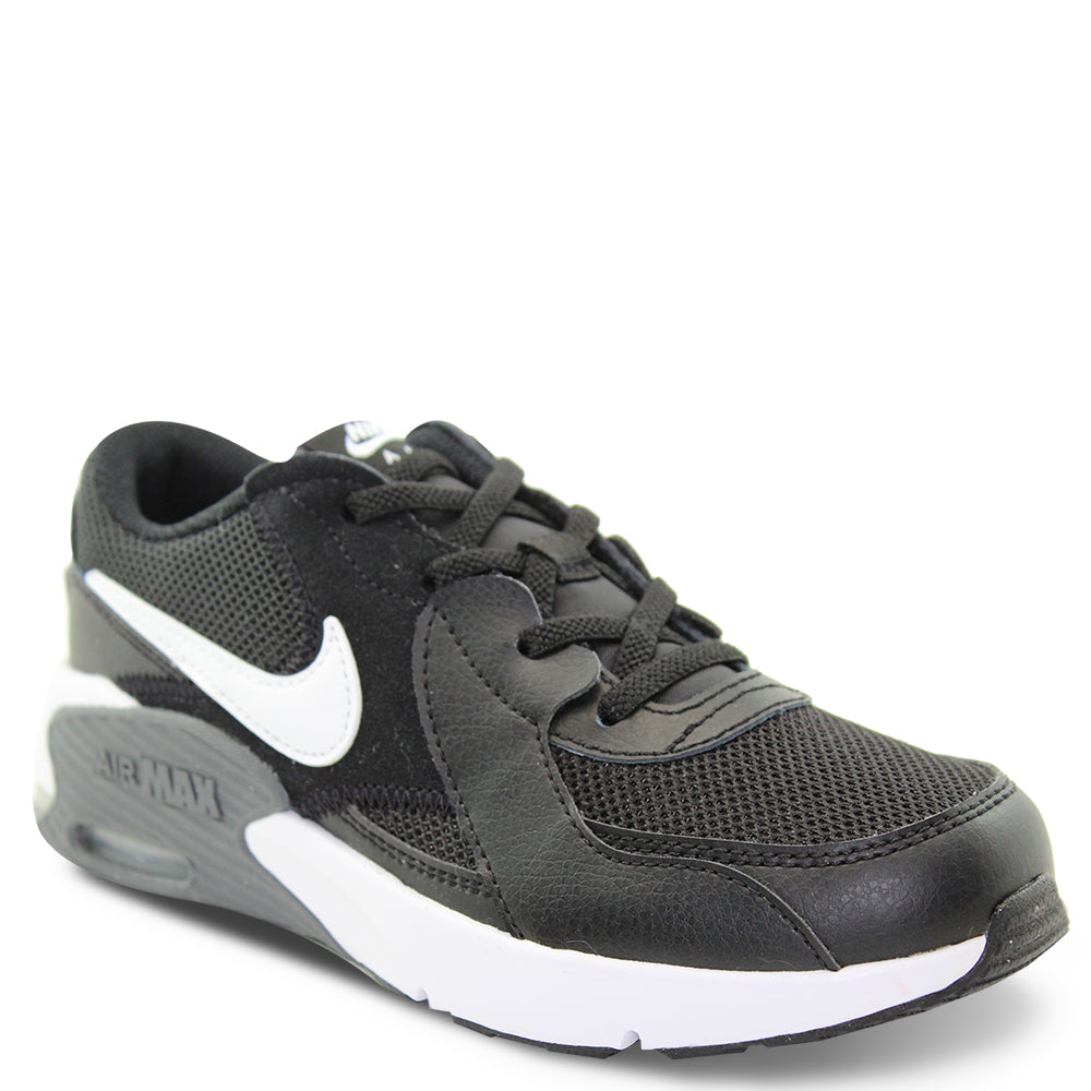 Nike Air Max Excee black/white junior running