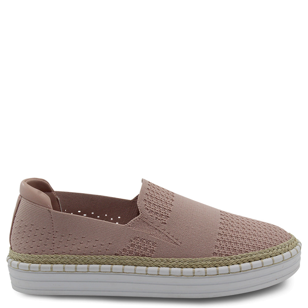 Verali Queen Rose Quartz Womens Sneaker