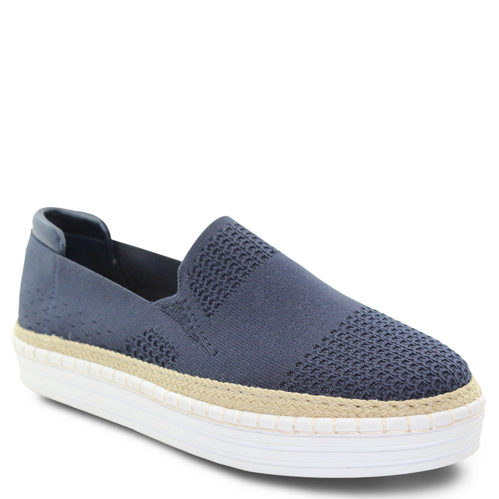 Verali Queen Navy Womens Sneaker