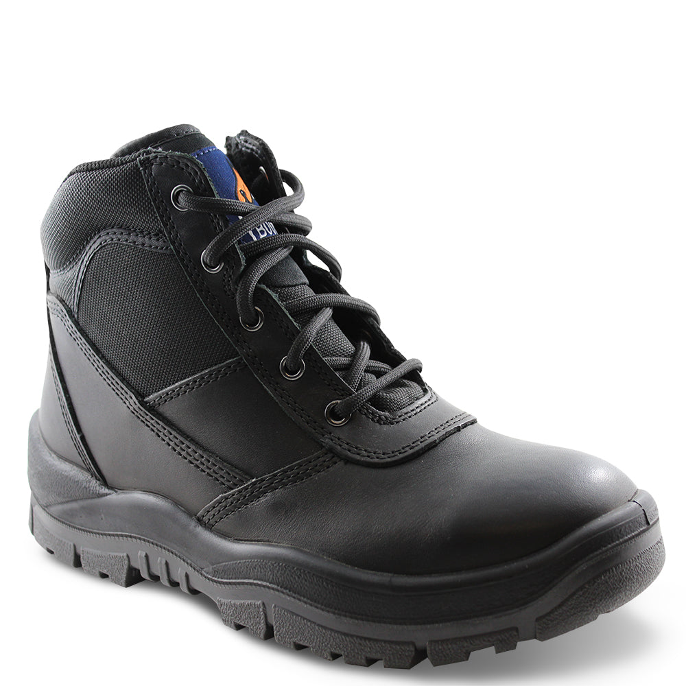Mongrel 261020 lace up & side zip safety boot