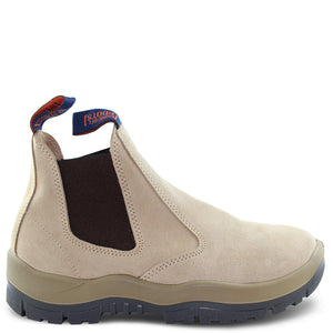 Mongrel 240040 Elastic Sides safety boots