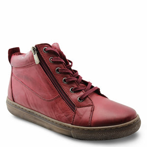Lesansa Winner Red Womens Boot