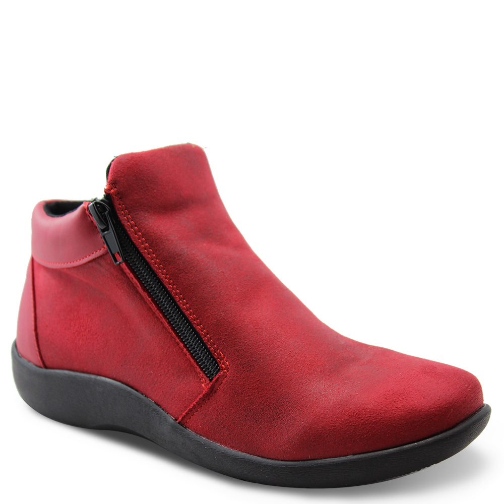 Step On Air Valore womens Red boot