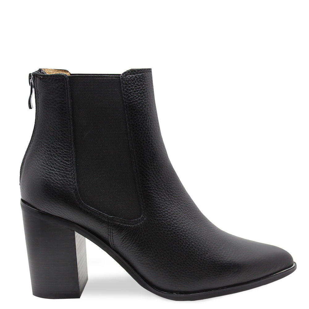 Jo Mercer Lover Black Womens Boot