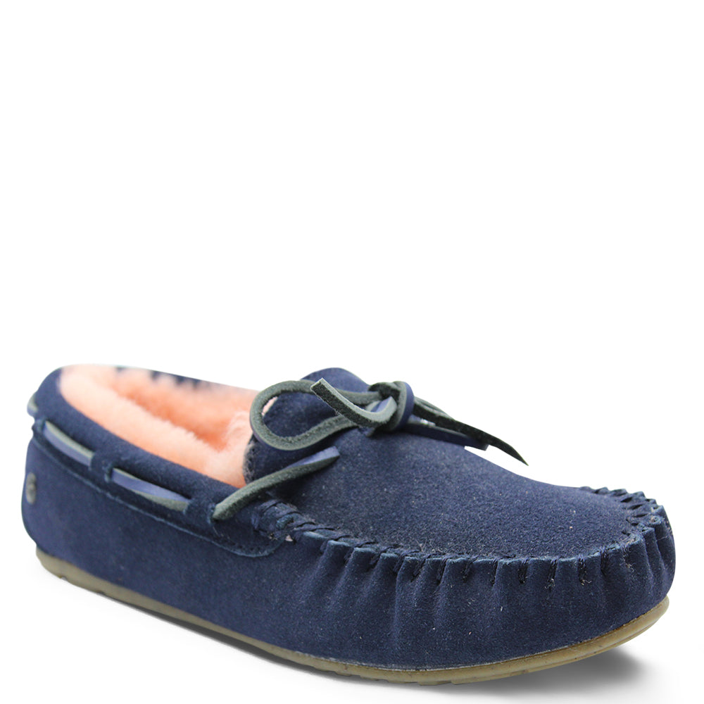 AMITY MOCCASIN SLIPPER