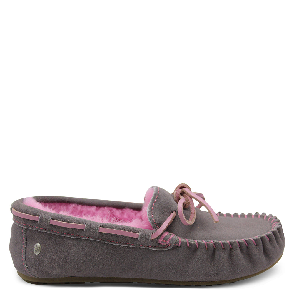 Amity by Emu womens moccasin slipper