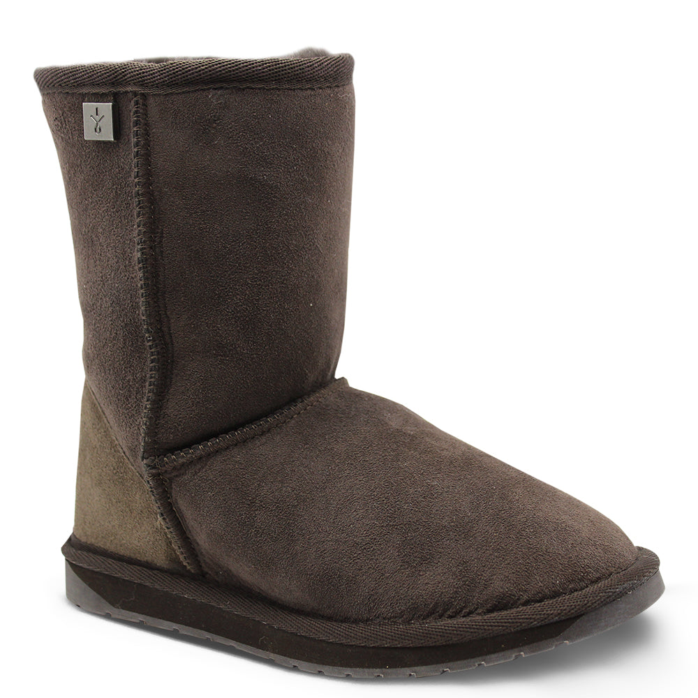 Emu Stinger Lo Chocolate Unisex Ugg Boot