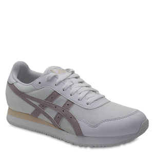 Asics Tiger Runner Womens White/Rose Lifestyle