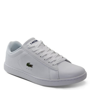 Lacoste Carnaby EVO White Womens Sneakers