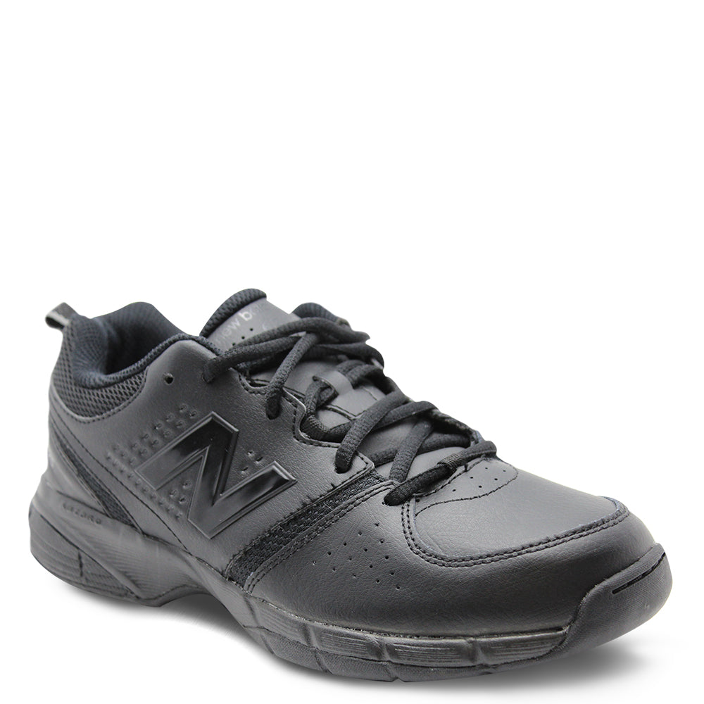 New Balance KX625 Black Kids Lace up jogger
