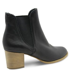 Django & Juliette Sadore Black Womens Boot