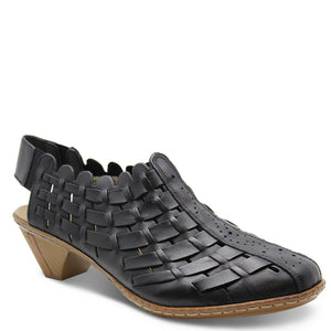 Rieker 46778 Nero women's Shoe