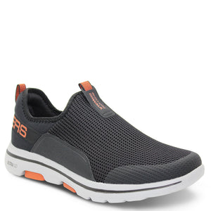 Skechers Downdraft Black Mens Slip on