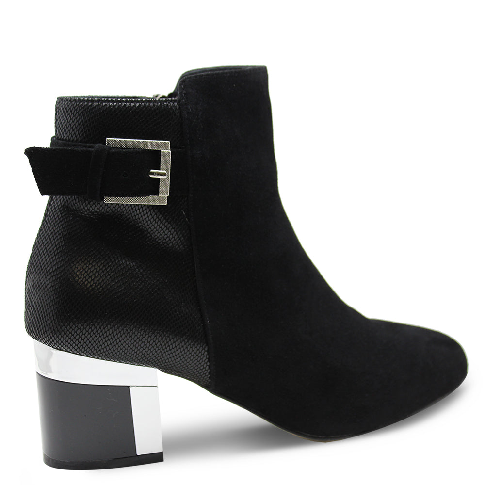 MONA WOMENS HEEL BOOT