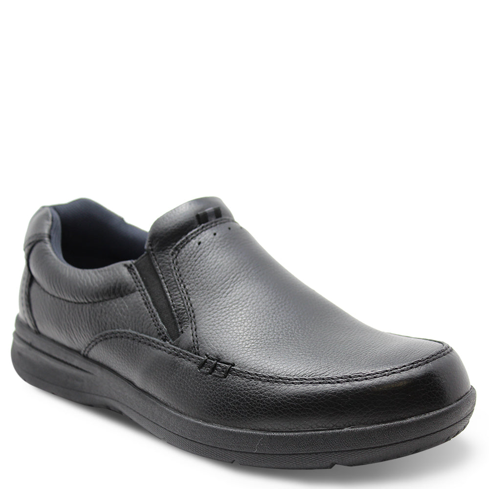 Florsheim Cameron mens casual slip on shoe black