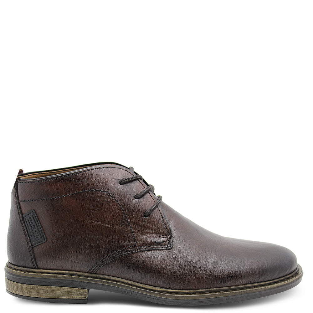 Reiker 37612 Men's lace up dress boot