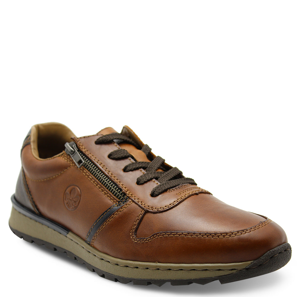Rieker b2510 Mens Casual Lace up shoe