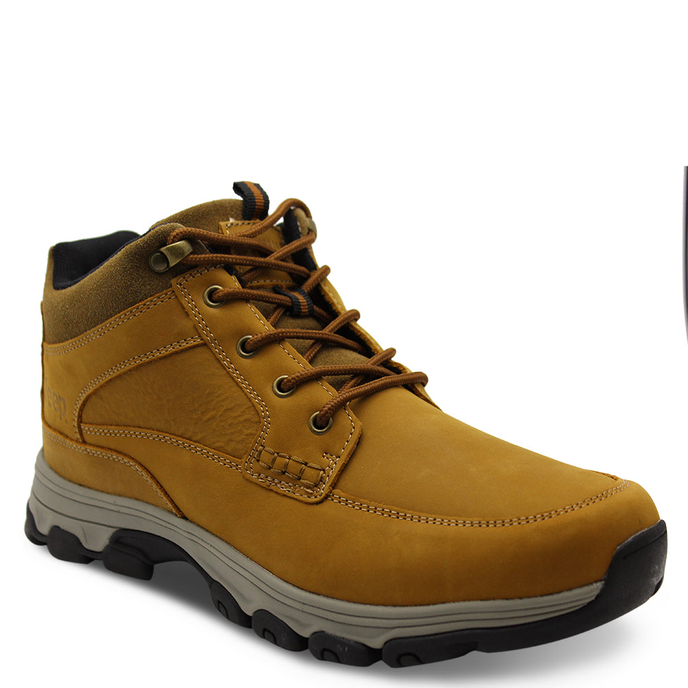 Jeep Teton Brandy Mens Boot