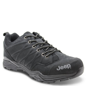 Jeep Outland Black Mens Hiker