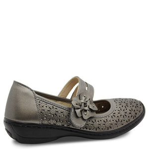 Comfort Leisure Alice Pewter Womens Casual