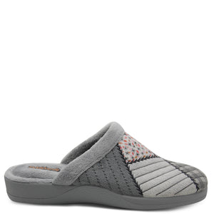 Devalverde 117 Gris womens slipper