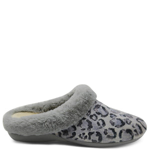 Devalverde 6021 womens slipper gris