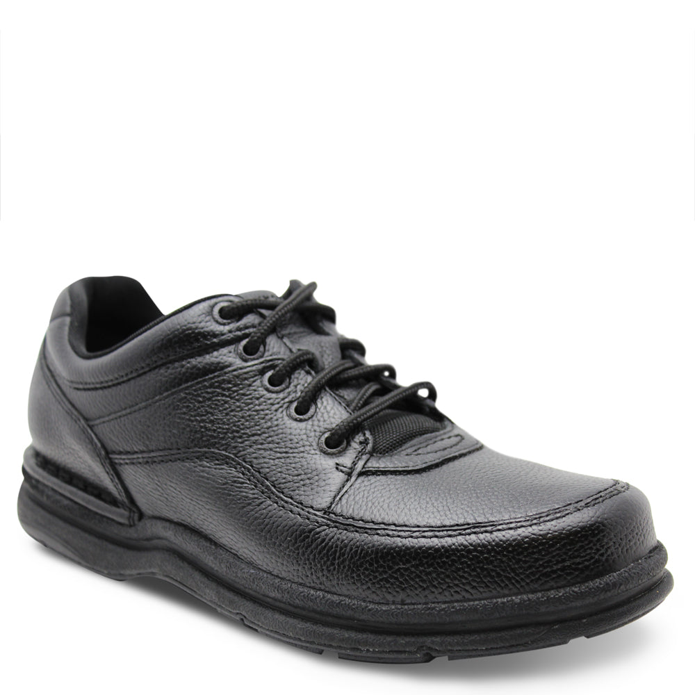 Rockport MWT World Tour black Mens lace up