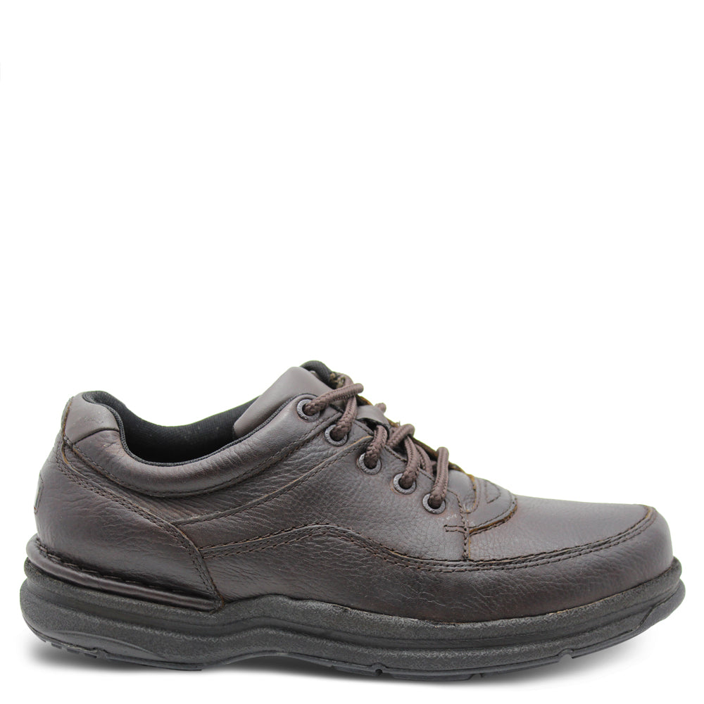 Rockport MWT World Tour Brown Mens lace up