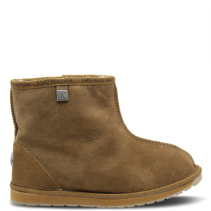 Emu Darwin Chestnut Ugg boot slipper