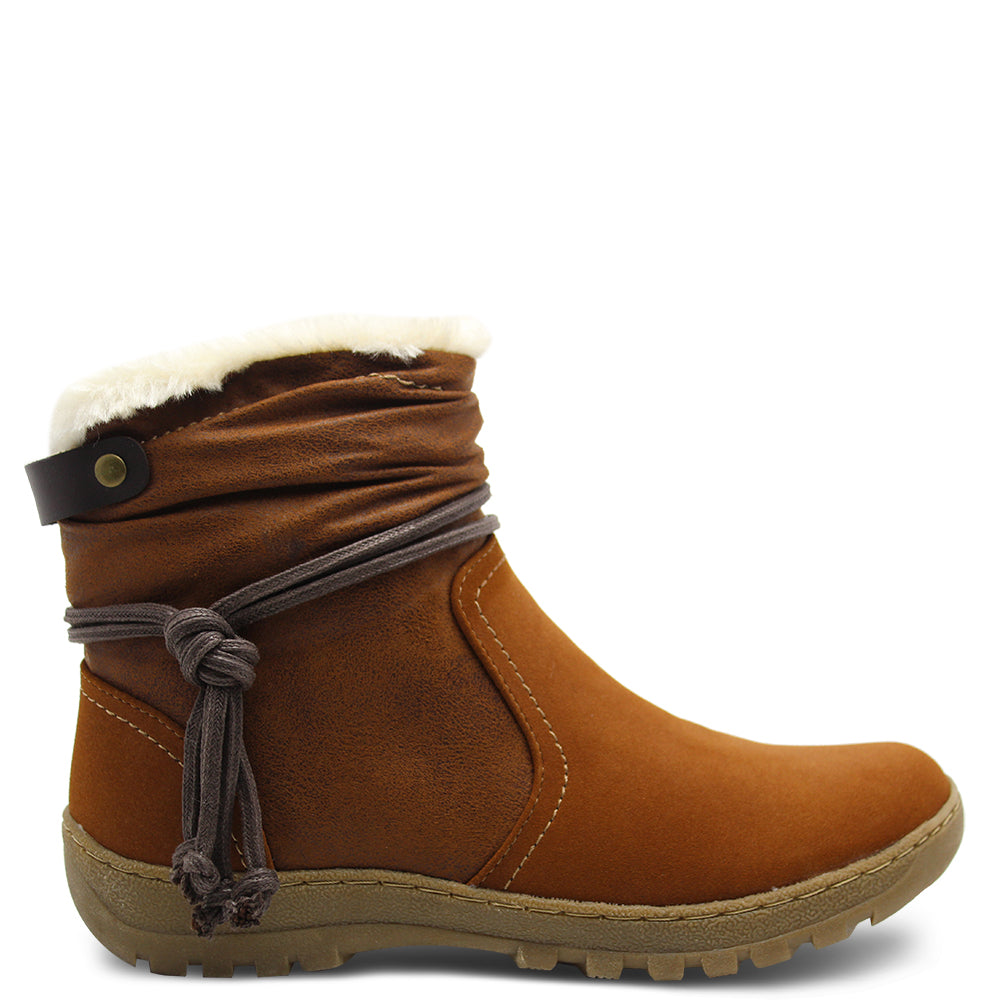 CC Resorts Gemma Brown Womens Boot