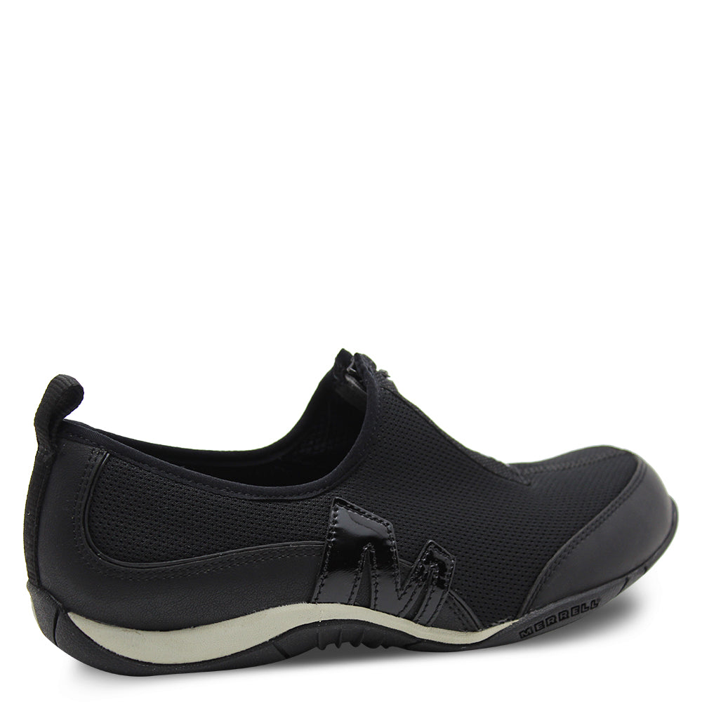 Merrell Saybrook Black Womens Slipon