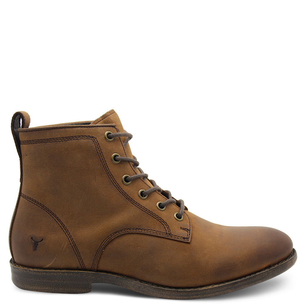 Windsor Smith Krab Brown Mens Boot