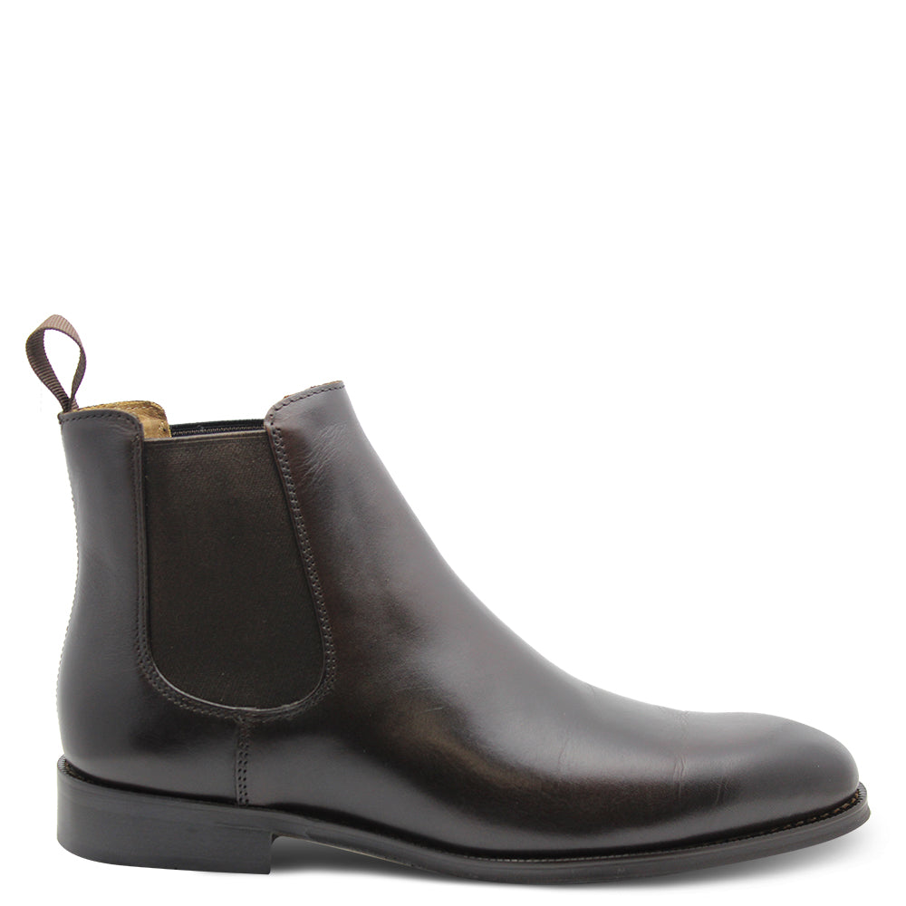 STOCKMAN MENS DRESS BOOT – Manning Shoes