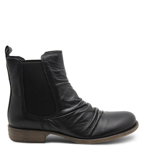 Eos Willo Black Womens Boot