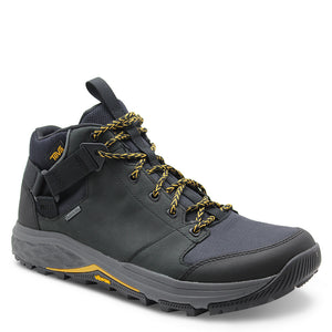 Teva Grandview Gtx Black Mens Hiker