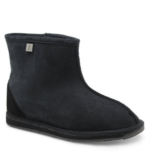 Emu Darwin Black Ugg boot slipper