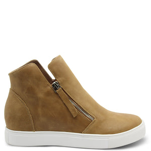 Lesansa Stunner Tan Womens Boot
