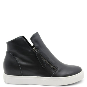 Lesansa Stunner Black Womens Boot
