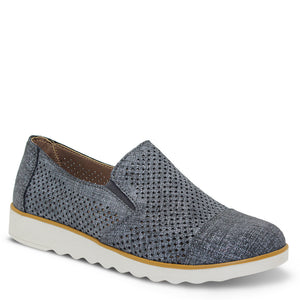 CC Resorts Andrea Charcoal Womens Slip On