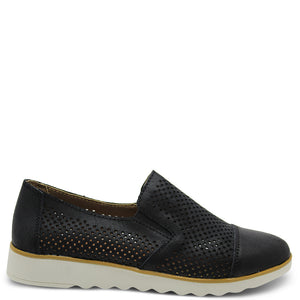 CC Resorts Andrea Black Womens Slip On