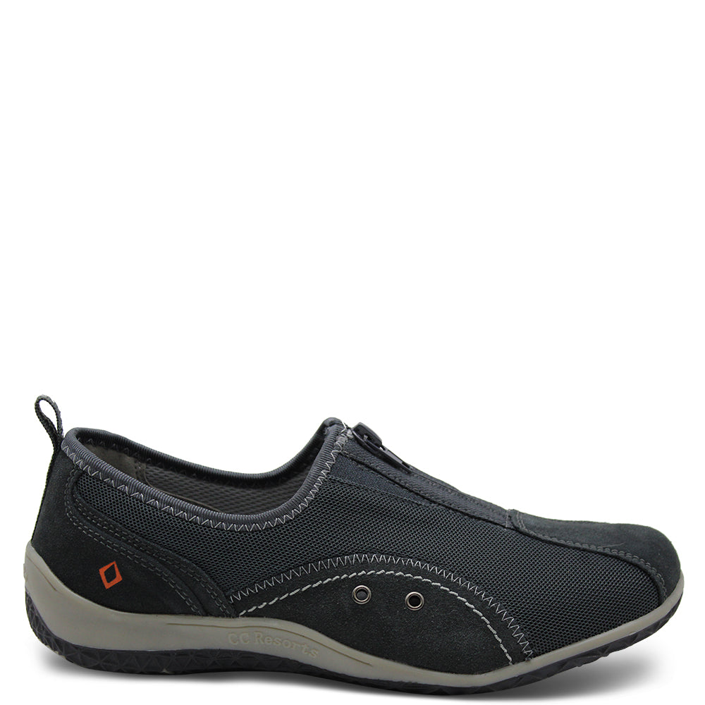 CC Resorts Sorrell Charcoal Sneaker