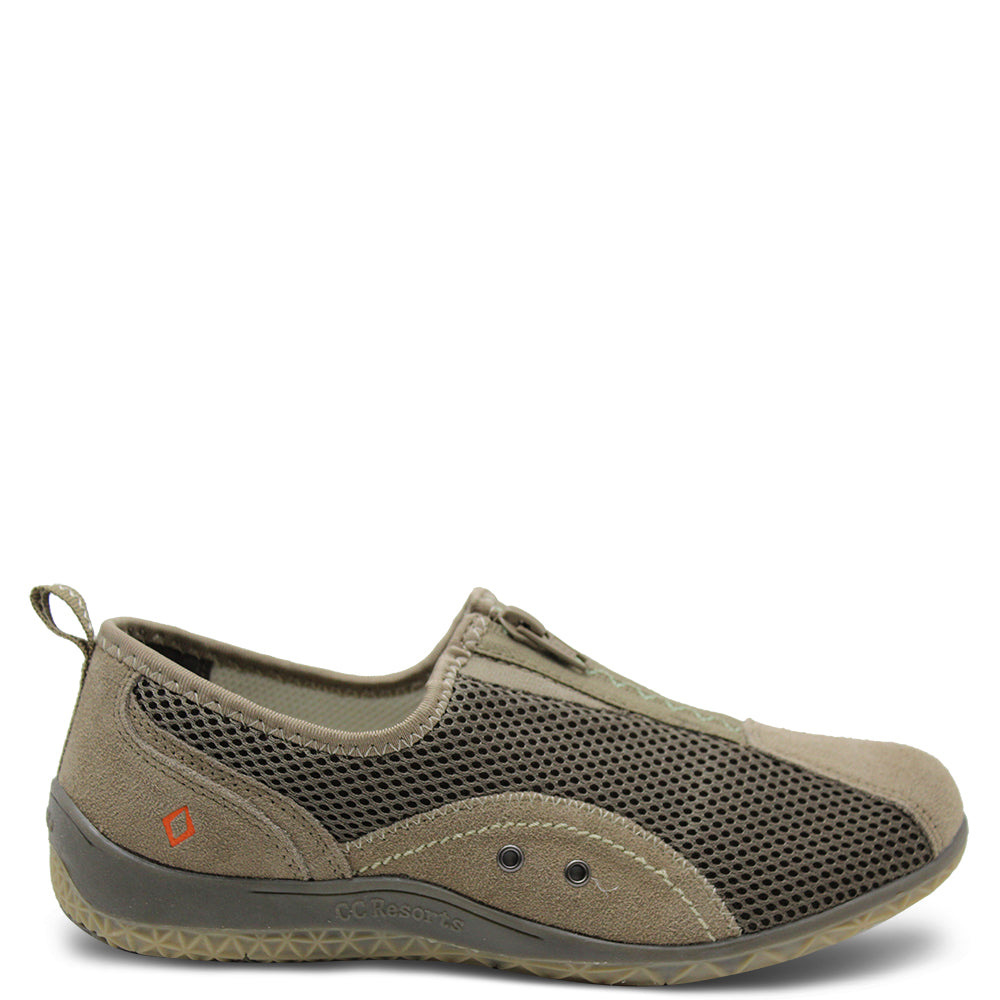 CC Resorts Sorrell Taupe Sneaker