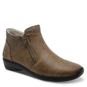Comfort Leisure Warsaw Womens tan boot