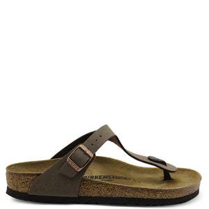 Birkenstock Gizeh Mocca Womens Thong