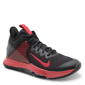 Nike Lebron Witness Mens Black/Red Boot